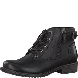 Tamaris-Schuhe-Schnürer-BLACK-Art.:1-1-25241-29/001
