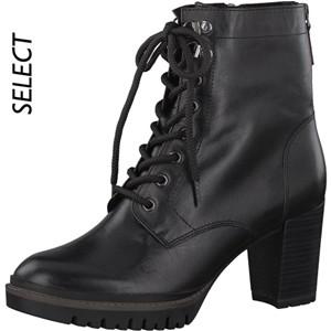 Tamaris-Schuhe-Schnürer-BLACK-Art.:1-1-25257-29/001-TP