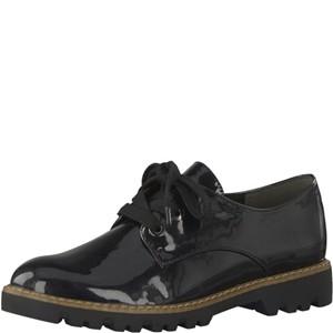Tamaris-Schuhe-Schnürer-BLACK-Art.:1-1-23712-29/001