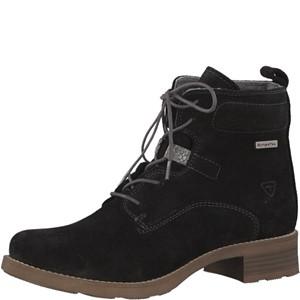 Tamaris-Schuhe-Schnürer-BLACK-Art.:1-1-25776-29/001
