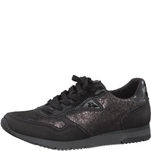Tamaris-Schuhe-Schnürer-BLACK-COMB-Art.:1-1-23601-29/098
