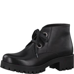 Tamaris-Schuhe-Schnürer-BLACK-Art.:1-1-25223-39/001