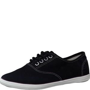 Tamaris-Schuhe-Schnürer-BLACK-Art.:1-1-23609-28/001