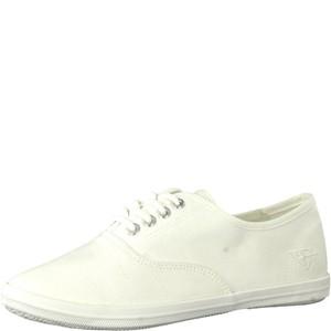 Tamaris-Schuhe-Schnürer-WHITE-Art.:1-1-23609-20/100
