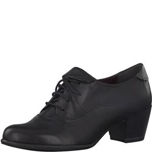 Tamaris-Schuhe-Schnürer-BLACK-Art.:1-1-23301-20/001