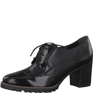 Tamaris-Schuhe-Schnürer-BLACK-Art.:1-1-23302-21/001