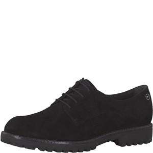 Tamaris-Schuhe-Schnürer-BLACK--Art.:1-1-23725-21/004