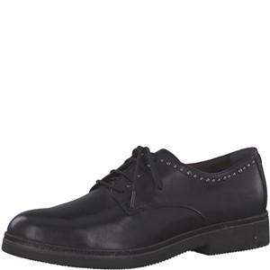 Tamaris-Schuhe-Schnürer-BLACK-Art.:1-1-23733-21/001