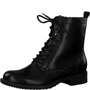 Tamaris-Schuhe-Schnürer-BLACK-Art.:1-1-25217-21/001