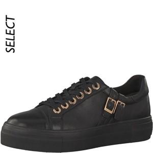 Tamaris-Schuhe-Schnürer-BLACK--Art.:1-1-23715-21/003-MO
