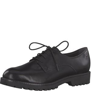 Tamaris-Schuhe-Schnürer-BLACK--Art.:1-1-23725-21/003