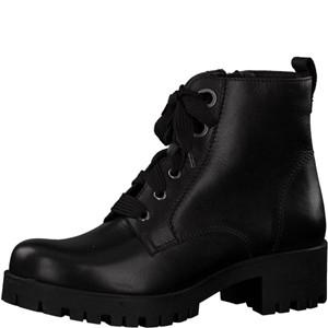 Tamaris-Schuhe-Schnürer-BLACK-Art.:1-1-25230-21/001