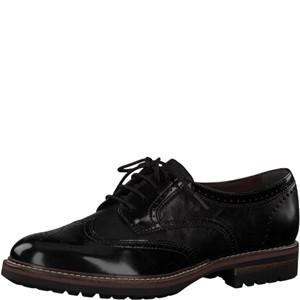 Tamaris-Schuhe-Schnürer-BLACK-Art.:1-1-23736-31/001