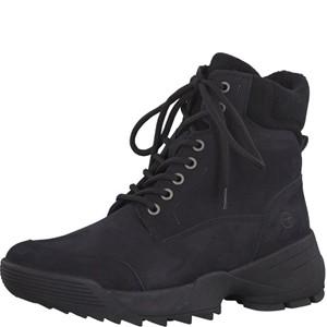 Tamaris-Schuhe-Schnürer-BLACK-Art.:1-1-25710-31/001