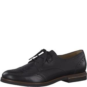 Tamaris-Schuhe-Schnürer-BLACK-Art.:1-1-23207-22/001