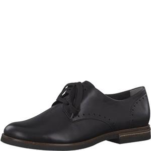 Tamaris-Schuhe-Schnürer-BLACK--Art.:1-1-23205-22/003