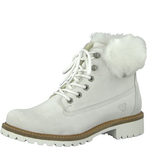 Tamaris-Schuhe-Schuhe-(Warmfutter)-WHITE/FUR-Art.:1-1-26244-29/114