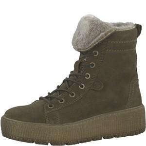Tamaris-Schuhe-Schuhe-(Warmfutter)-OLIVE-Art.:1-1-26265-21/722