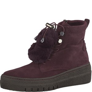 Tamaris-Schuhe-Schuhe-(Warmfutter)-BORDEAUX-Art.:1-1-26270-21/549