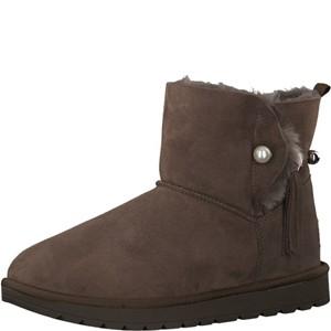 Tamaris-Schuhe-Schuhe-(Warmfutter)-DARK-TAUPE-Art.:1-1-26470-21/343