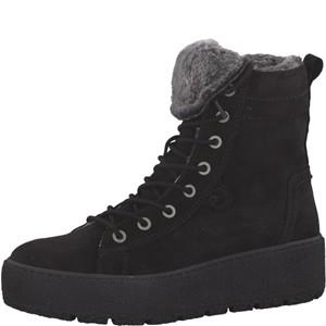 Tamaris-Schuhe-Schuhe-(Warmfutter)-BLACK-Art.:1-1-26265-21/001