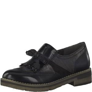 Tamaris-Schuhe-Slipper-BLACK-COMB-Art.:1-1-24313-29/098