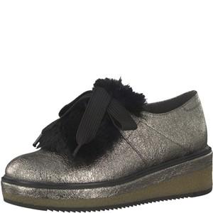 Tamaris-Schuhe-Slipper-PEWTER-STRUCT.-Art.:1-1-24717-39/964
