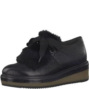 Tamaris-Schuhe-Slipper-BLACK-STRUCT.-Art.:1-1-24727-39/006