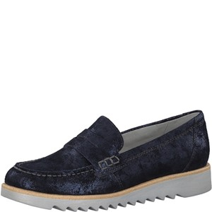 Tamaris-Schuhe-Slipper-NAVY-Art.:1-1-24618-20/805