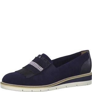 Tamaris-Schuhe-Slipper-NAVY-COMB-Art.:1-1-24305-22/890