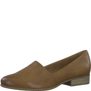 Tamaris-Schuhe-Slipper-COGNAC-Art.:1-1-24216-22/305