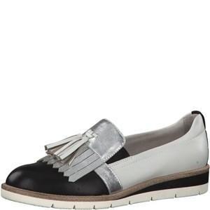 Tamaris-Schuhe-Slipper-BLACK-COMB-Art.:1-1-24306-22/098