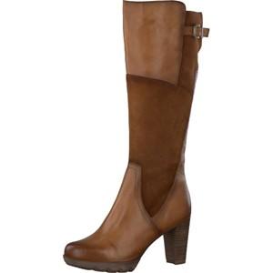 Tamaris-Schuhe-Stiefel-COGNAC-COMB-Art.:1-1-25515-27/392