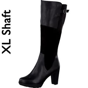 Tamaris-Schuhe-Stiefel-BLACK-COMB-Art.:1-1-25516-27/098