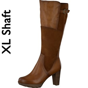 Tamaris-Schuhe-Stiefel-COGNAC-COMB-Art.:1-1-25516-27/392