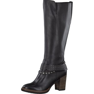 Tamaris-Schuhe-Stiefel-BLACK-Art.:1-1-25520-27/001