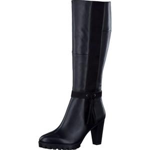 Tamaris-Schuhe-Stiefel-BLACK-Art.:1-1-25533-27/001