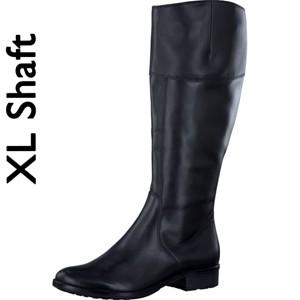 Tamaris-Schuhe-Stiefel-BLACK-Art.:1-1-25535-27/001