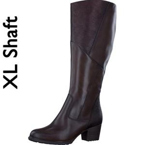 Tamaris-Schuhe-Stiefel-MOCCA/STRUCT.-Art.:1-1-25538-27/378