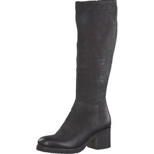 Tamaris-Schuhe-Stiefel-BLACK-Art.:1-1-25540-27/001