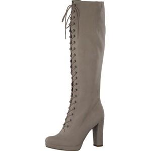 Tamaris-Schuhe-Stiefel-TAUPE-Art.:1-1-25582-37/341
