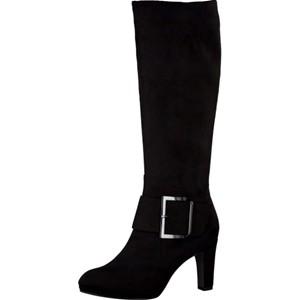 Tamaris-Schuhe-Stiefel-BLACK-Art.:1-1-25591-37/001