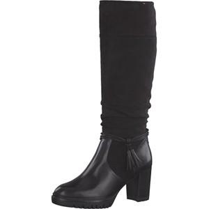 Tamaris-Schuhe-Stiefel-BLACK-Art.:1-1-25551-21/001