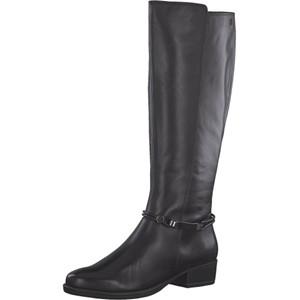 Tamaris-Schuhe-Stiefel-BLACK-Art.:1-1-25509-21/001