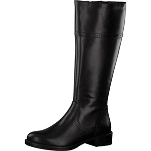 Tamaris-Schuhe-Stiefel-BLACK-Art.:1-1-25547-21/001