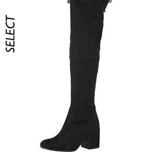Tamaris-Schuhe-Stiefel-BLACK-Art.:1-1-25553-21/001-MO