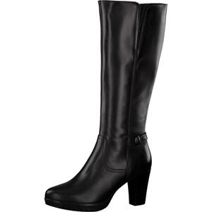 Tamaris-Schuhe-Stiefel-BLACK-Art.:1-1-25556-21/001