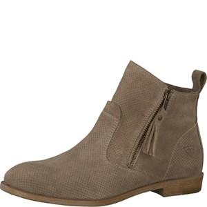 Tamaris-Schuhe-Stiefelette-BEIGE-Art.:1-1-25329-28/400