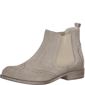 Tamaris-Schuhe-Stiefelette-TAUPE-Art.:1-1-25332-38/341