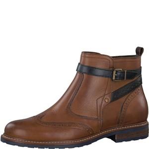 Tamaris-Schuhe-Stiefelette-NUT-COMB-Art.:1-1-25004-29/441